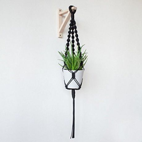 SweetNeedle - Plant Hanger Macrame Plant Pot Holder-1